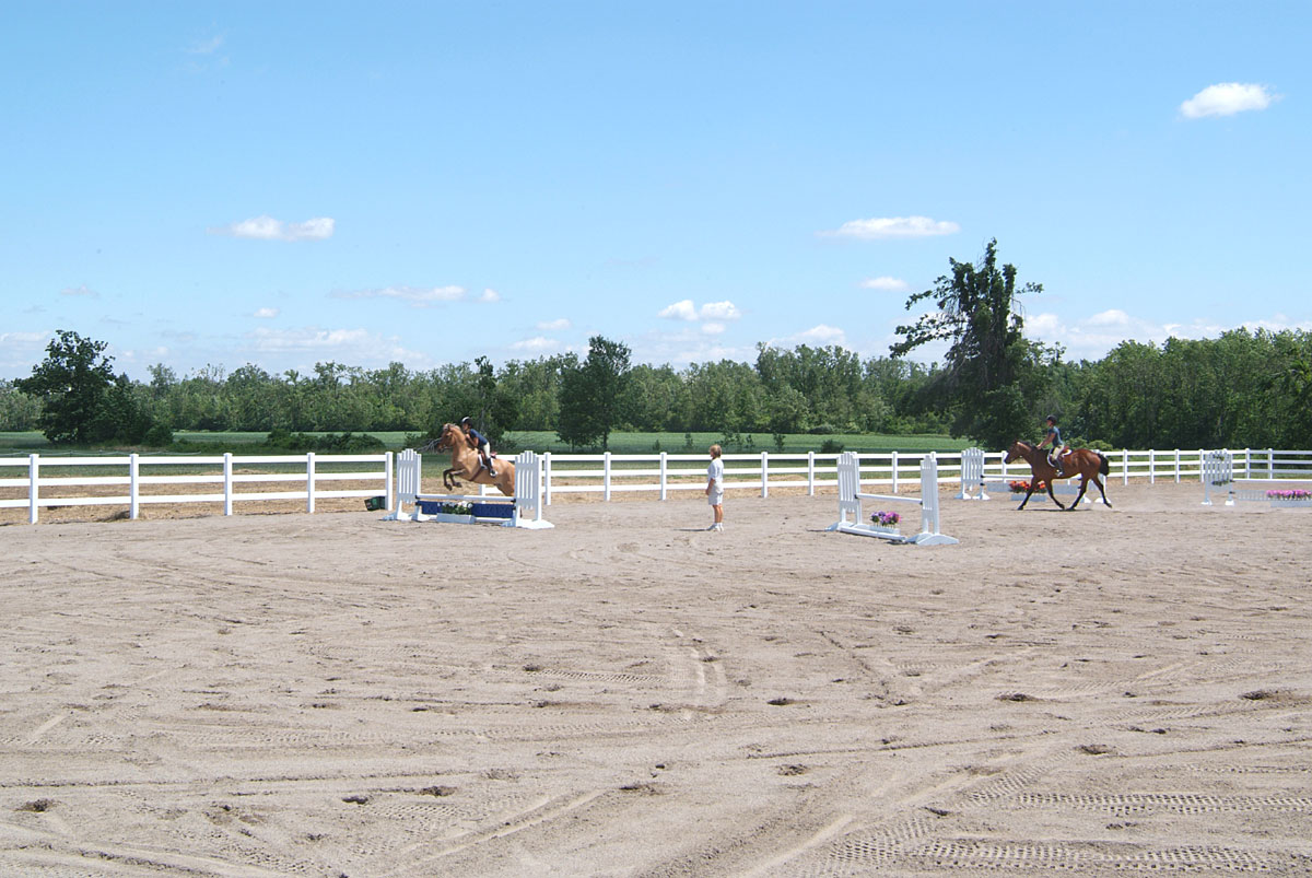 Brookfield - Horse Riding Lessons & Boarding Facility